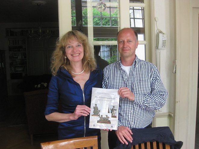 Margreeth de Jong en H.P. Bähr van Dr J Butz Musikverlag