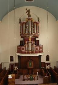 Duyschot-orgel Oud-Katholieke kerk