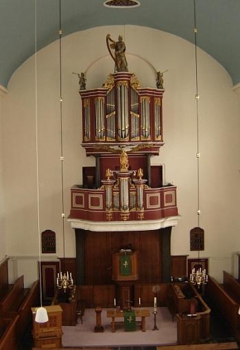 Duyschot-orgel St. Augustinuskerk