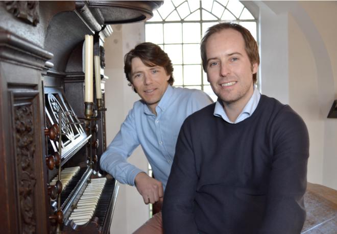Gerard Boot en André Poortvliet