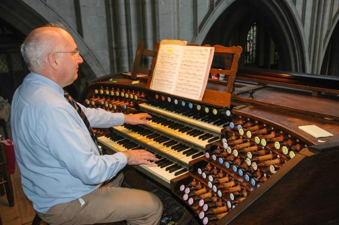 Kees Doornhein orgel Antwerpen