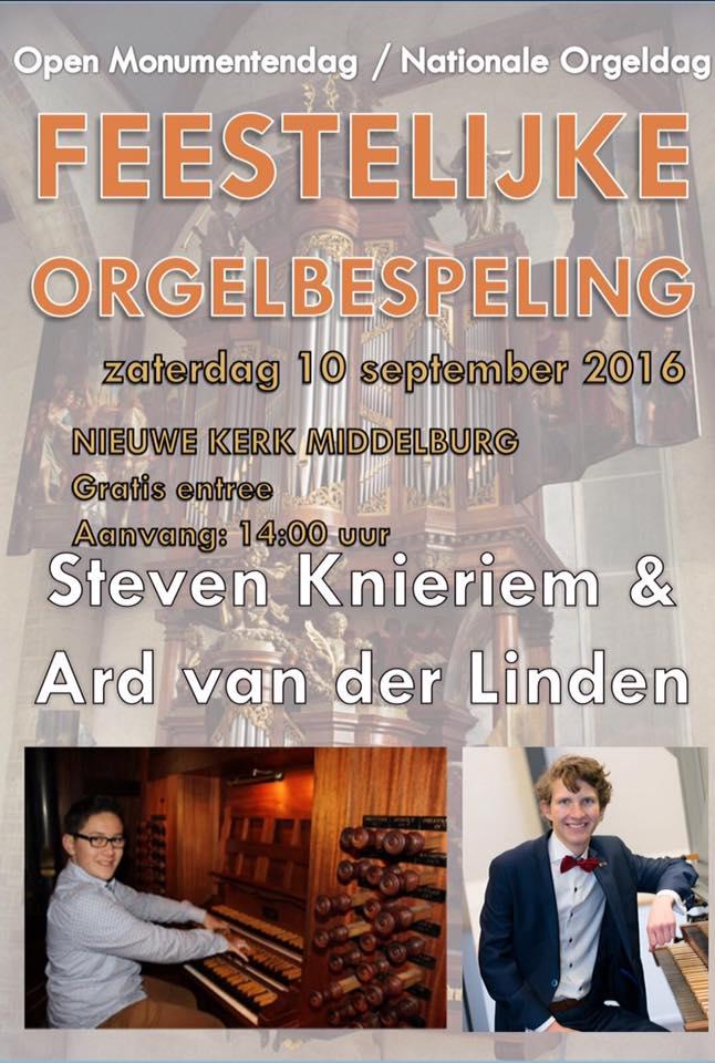Knieriem en Van der Linden